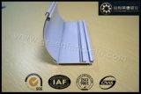 Gl1046 뜨거운 판매 인기있는 알루미늄 얼룩말 블라인드 헤드 트랙 화이트