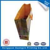 Bunte PapierEinkaufstasche für das Kleid-Verpacken