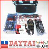 FTTX OTDR conveniente para el cable óptico de la fibra del solo modo