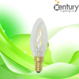 360 gradi 4W E12/E14 C35 LED Filament Light Lamp Interrior LED Lighting LED Filament Bulb Candle