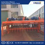 自動制御肥料の生産ライン