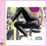 2015 venta caliente Mujeres Pantalones Capri Sport Yoga (14241-1)