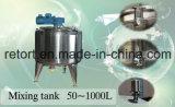 Cera Heating Tank con Oil Jacket
