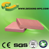 空のEcoの友好的な木製のプラスチック合成物WPCの床板