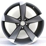 Alumínio de 20 polegadas após a roda de carro do mercado
