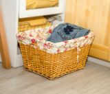 Eco-Friendly (BC-ST1028)를 가진 Handmade Natural Wicker Storage Basket