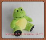 견면 벨벳 장난감 개구리 선물 휴대용 Bluetooth 스피커