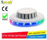 Forma do UFO da luz do estágio do efeito do diodo emissor de luz do girassol