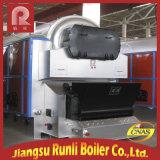 Fornace orizzontale del vapore di combustione dell'alloggiamento di alta efficienza