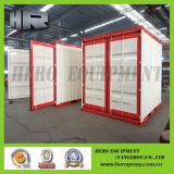 Window를 가진 10FT Portable Container House