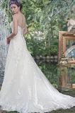 شريط عرس ثوب غطاء كم ينظم [ودّينغ غون] زفافيّ 2017 [ه5209]