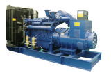 40kVA-2000kVA Perkins Engine Soundproof Diesel Generation