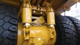 Cylindre hydraulique de projet télescopique à plusieurs étages