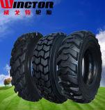 Neumático del buey del patín de la fábrica 14-17.5 del neumático, neumático 14-17.5 del lince