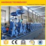 Tubulação soldada Hf que faz a máquina