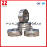 耐久力のあるYg25鋼鉄製粉の炭化タングステンのローラー