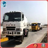 (8CBM-Drum) 캠보디아를 위한 Rebuilding Used Fuso 미츠비시 Concrete Truck Mixer
