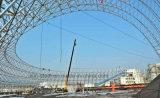 Рамки крыши ферменной конструкции космоса Morden здание архива круглой стальное