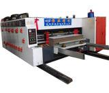 Imprimante de papier ondulé et Slotter rotatoire