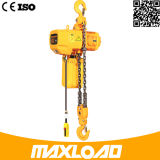 Maxload 조밀한 전기 호이스트 1 톤 히타치 유형 440V 전기 호이스트