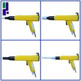 Spuitpistool van de Deklaag van het Poeder van Kci het Gele Elektrostatische