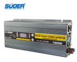 De Omschakelaar van de Levering van de Macht van Suoer 1000W gelijkstroom 12V aan AC 220V de Omschakelaar van de ZonneMacht (hba-1000C)