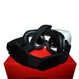 3D cartulina activa todo en los vidrios de un Vr del receptor de cabeza