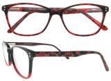고품질 아세테이트는 안경알 광학 프레임을 디자인했다
