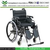 Sedia a rotelle speciale per uso chirurgico medico di professione d'infermiera