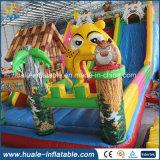 Изготовление замока раздувного подарка игрушки детей шаржа выдвиженческого раздувное