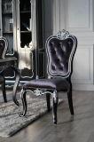 2016 새로운 수집 의자 고전적인 파란 호박색 작풍 의자 바륨 2705A 고귀한 의자 단단한 나무 의자 유럽 식당 의자