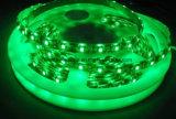 물 저항하는 3 칩 녹색 LED 빛 테이프