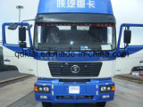 Shacmanのトラック340HP 25cbmの貨物自動車の貨物トラック