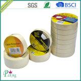 Unterschiedliche Größen-Hochtemperaturkrepp-Papier-selbsthaftendes Kreppband-Rolle