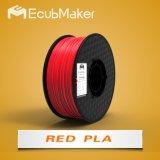 3D 인쇄 기계 빨간색을%s 1.75mm PLA 필라멘트