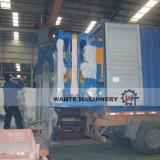 Pavage entièrement automatique de béton de la large échelle Qt12-15/prix de machine bloc d'isolation/cavité