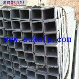 Tubo de acero galvanizado Shs Square