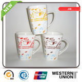Taza personalizada de China de hueso hecha en China