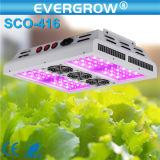 完全なスペクトルLEDがHydroponicシステムのためのライトを育てる560WはボックスLEDランプを育てる