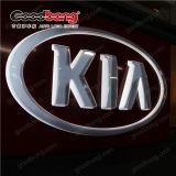 アクリルのクリーニング車のロゴの印を形作る真空