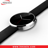 Ios Android를 위한 Dm360 Moto 360 Bluetooth Heart Rate Smart Watch