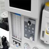 مع [س] [هيغقوليتي] يتقدّم [أنسثسا] آلة في مستشفى