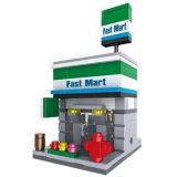 Brinquedos educacionais do bloco de apartamentos da construção do brinquedo dos miúdos DIY (H9537098)