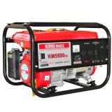 2.5kw Km5800dxe 2.2kw Km5500dx Kingmaxガソリン発電機