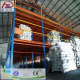 Buhardilla de la estructura de acero del estante del almacén con alta densidad