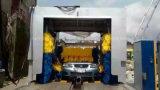 Machine de lavage de pneu de véhicule