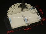 Pacote plástico da caixa feita sob encomenda do telefone do banco do poder (HH07)