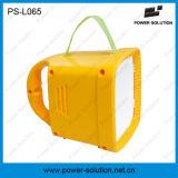 Фонарик Rechargeble солнечный с радиоим FM и сотовый телефон поручая PS-L065