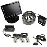 """ Auto7 rearview-System mit externem TPMS System"