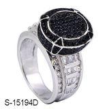 새로운 디자인 보석 925 순은 다이아몬드 반지